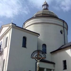 Храм у Гошівському монастирі