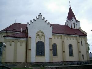 Калуський костел святого Валентина