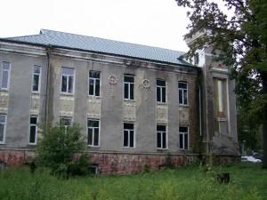 Колишній будинок товариства Сокіл