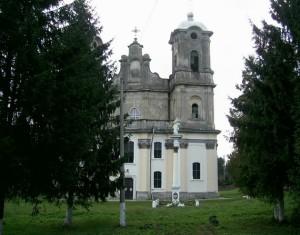 Костел Непорочного Зачаття Діви Марії у Городенці
