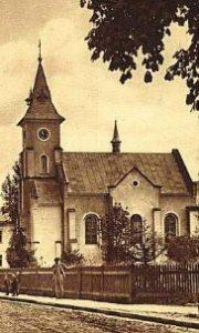 Костел у Кутах