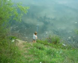 Маленький станіславський рибалка
