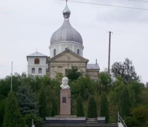 Михайлівська церква у Чесниках