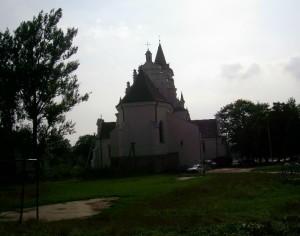 Миколаївський костел у Рогатині