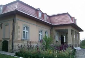 Митрополичі палати у Крилосі, зараз тут музей історії стародавнього Галича