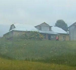 Найвисокогірніша хата в Україні у селі Дземброня