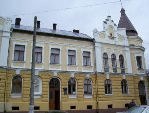 Народний дім у Калуші 1880 року, тепер - районне відділення культури