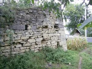 Один з чотирьох бастіонів в Чернелиці