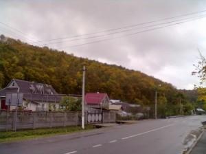 Осінь у Городенківському районі - село Незвисько