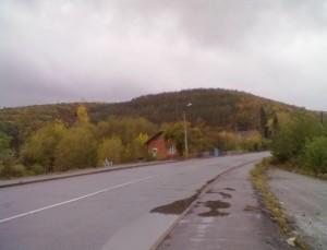 Осінь у селі Незвисько