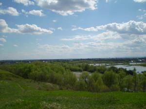 Озера між Вовчинцями і Підлужжям