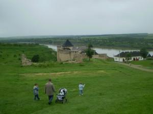 Замок у Хотині