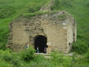 Башта зовнішніх укріплень Хотинського замку