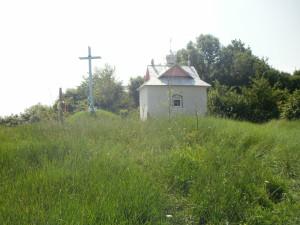Капличка в урочищі Городище біля Одаєва