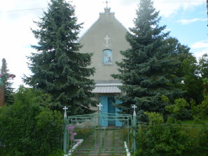 Церква у Буківній