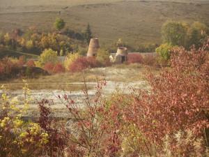 Золота осінь у Незвиську