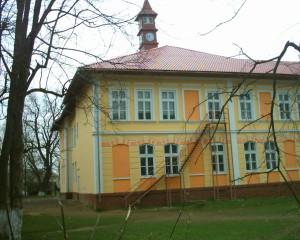 Колишня ратуша у Перегінську