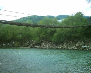 Міст через Прут у Микуличині