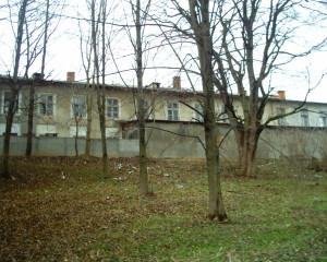 Замок у смт Рожнятів