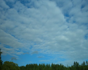Небо, Микуличин
