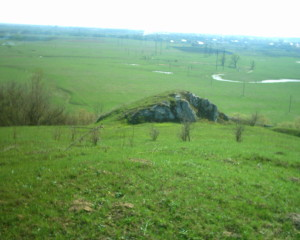 Скеля Стіл в Підлужжі