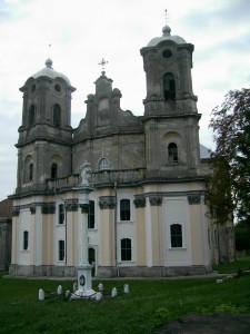 Костел Непорочного Зачаття Пречистої Діви Марії у Городенці