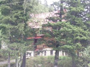 Кедрові палати Андрея Шептицького в урочищі Підлюте