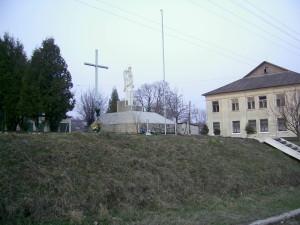 Село Олеша Івано-Франківської облатсі