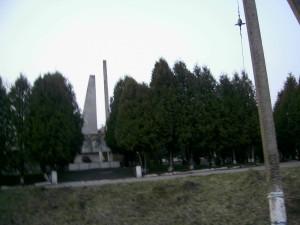 Село Олеша Івано-Франківської області
