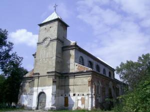 Костел в Єзуполі