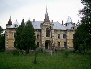 Палац Реїв у Приозерному, колишні Псари
