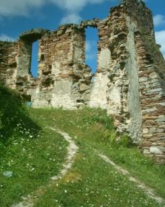 Палац замку у Підзамочку