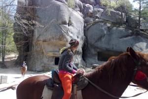 Печери в Бубнищі біля Болехова