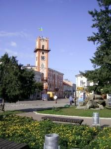 Площа Ринок у Коломиї