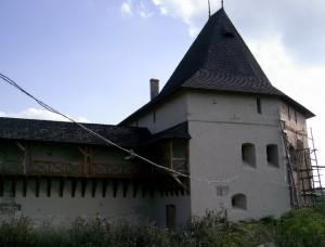 Реконструкція галицького старостинського замку