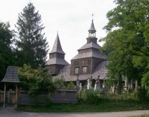 Рогатинська святодухівська церква