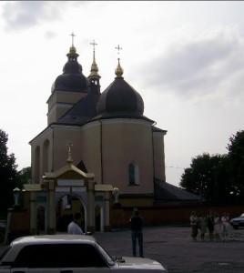 Рогатинська церква Різдва
