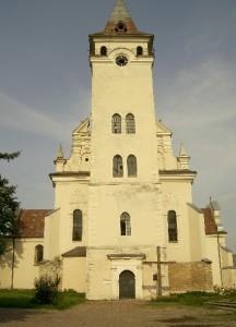 Рогатинский костел святого Миколая 15 століття