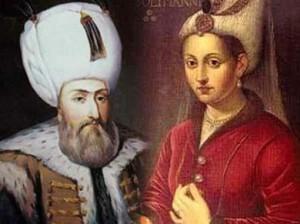 Роксолана і Сулейман Пишний