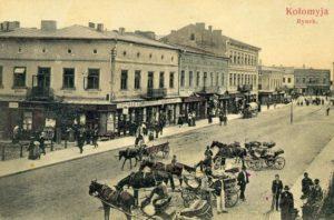 Стара листівка площі Ринок