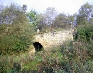 Старий міст у Липівці
