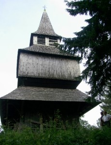 Святодухівська церква у місті Рогатин