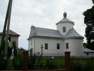 Церква Перенесення мощей святого Миколая у Михальче