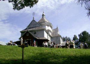 Церква Різдва Пресвятої Богородиці у Криворівні