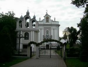 Церква Успіння Пресвятої Діви Марії у Городенці