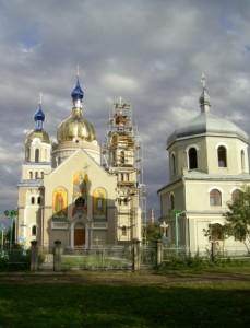 Церква Жон мироносиць у Болехові