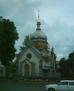 Церква на Гірці, вулиця Вовчинецька