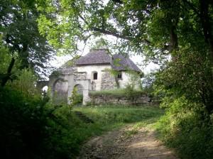 Церква святого Миколая в Чесниках