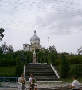 Церква у Чесниках