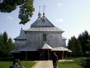 Церква у Мишині